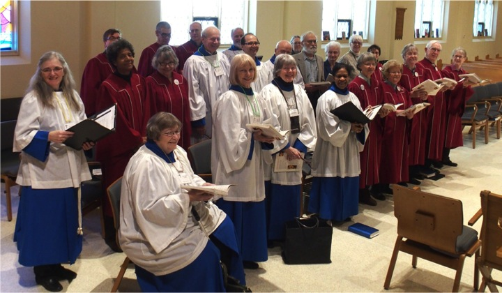 All Saints' Westboro with St. Matthias Adult Choir