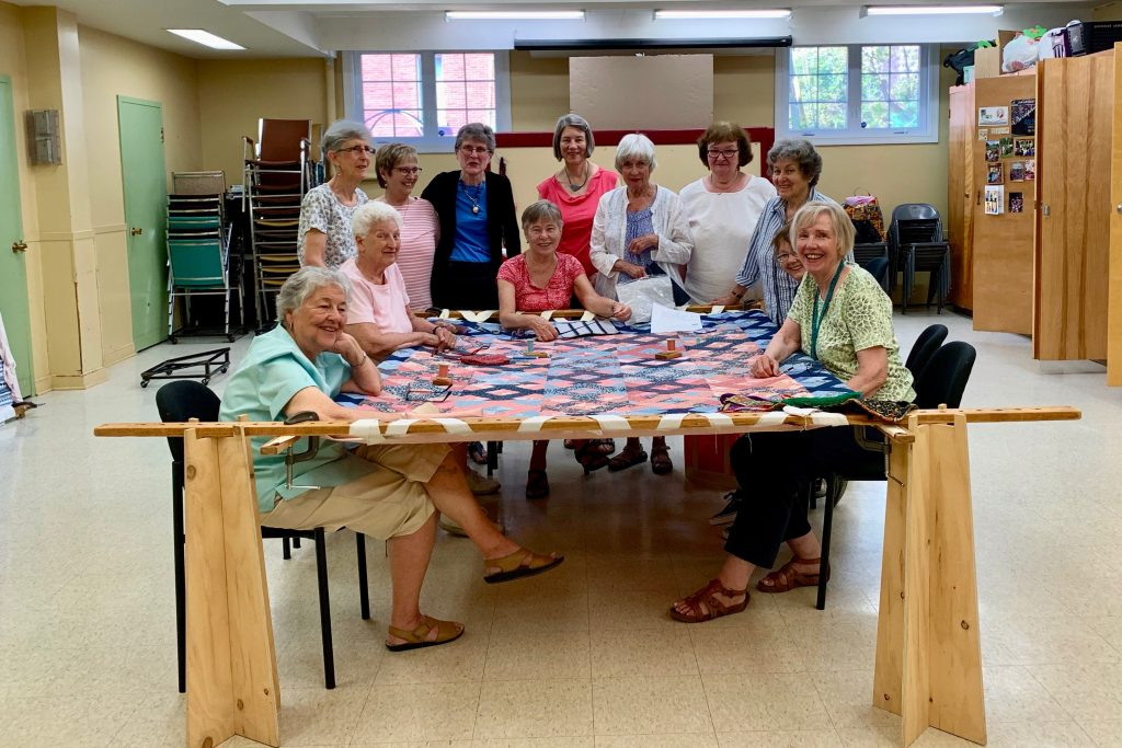 Wednesday Morning Quilters