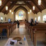 Sunday Worship Service in September
